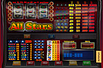 All Star fruitmachine