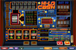 Hi-Lo Cash fruitmachine