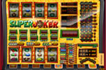 Super Joker fruitmachine