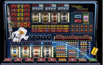Apollo casino fruitautomaat