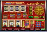 Crazywheel 500 fruitautomaat