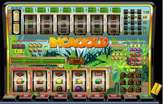 IncaGold casino fruitautomaat