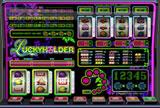 Luckyholder fruitautomaat