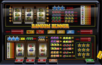 Random Runner FK fruitmachine