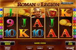 Roman legion Slotmachine