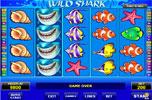 Wild Shark Slotmachine