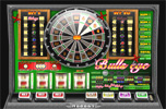 Bulls Eye fruitmachine