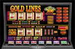 Gold Lines speelautomaat