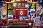 Weekend in Vegas speelautomaat