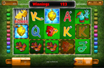 Football Slotmachine