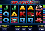 GrandX Slotmachine