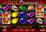 Hot Diamonds Slotmachine