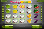 More fresh fruits Slotmachine