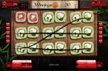 Sushi slotmachine