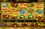 Treasure room slotmachine