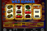 Wild runner Slotmachine