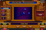 Scarab Treasure casino slot