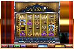 Aladdin speelautomaat